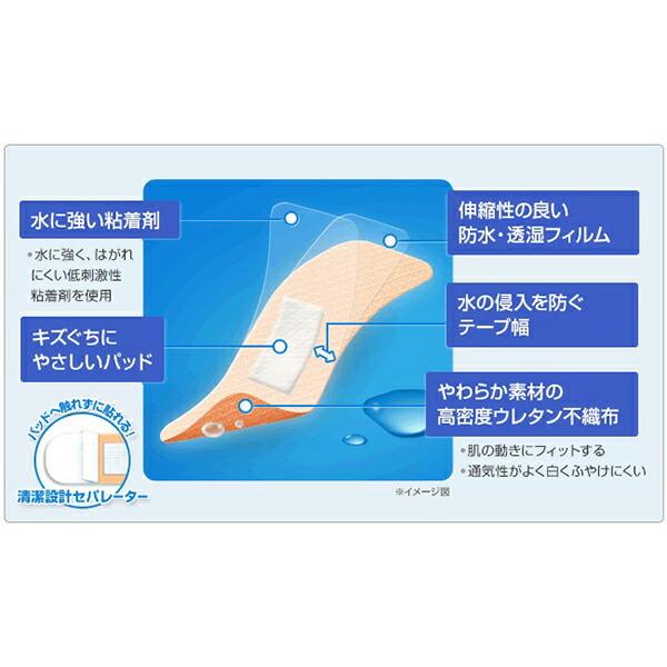 ケアリーヴ 防水タイプ Lサイズ