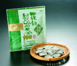 100パーセント羅臼昆布で作った昆布茶50g。角切りタイプ。