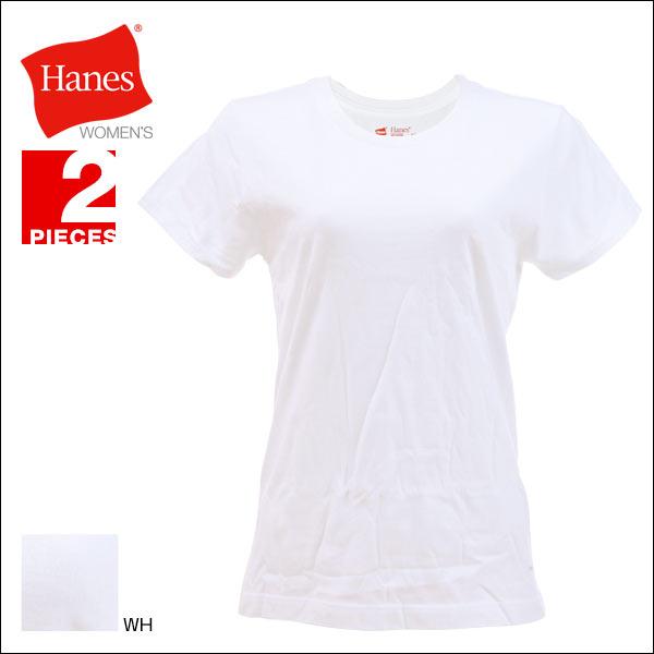 (ヘインズ) Hanes Japan Fit for HER クルーネックTシャツ 2枚パック