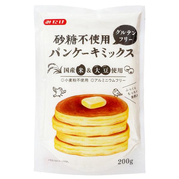 無糖パンケーキミックス