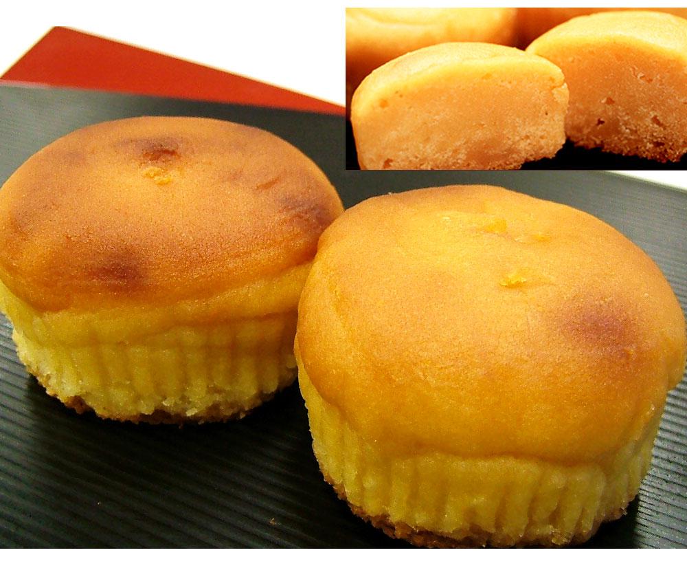 鳴門金時芋のミニケーキ