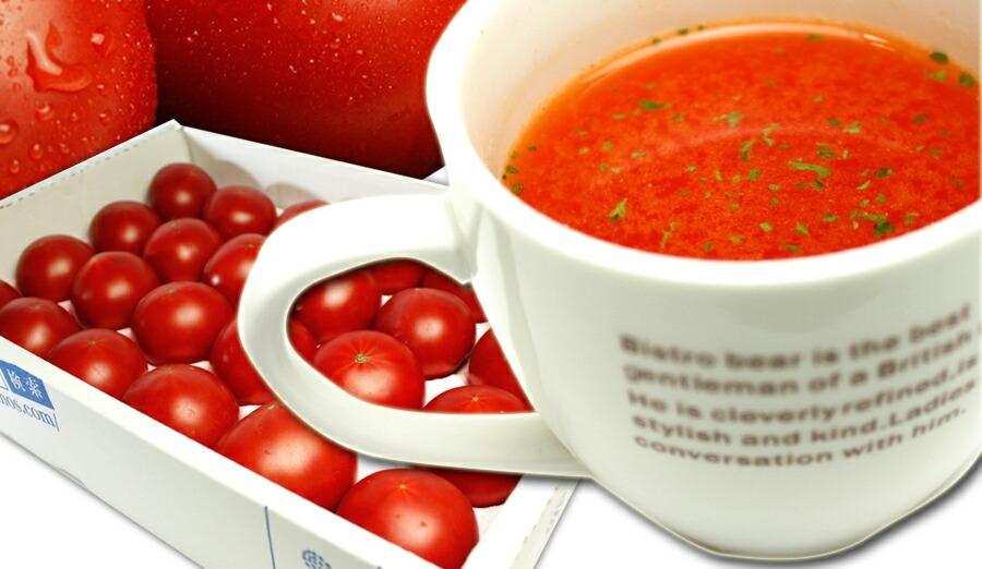 シュガートマトの美味しさを凝縮