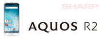 AQUOS R2 R 2 ケース 手帳