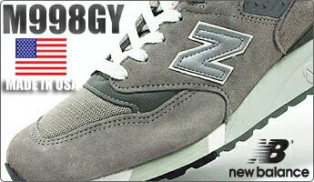 ニューバランス m998gy