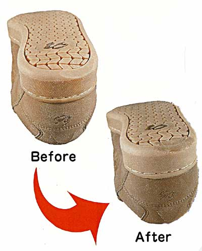 Come Off Shoe Repair Product