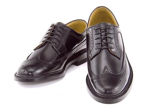 リーガル靴ウィングチップメンズビジネスシューズREGAL2589Nブラック