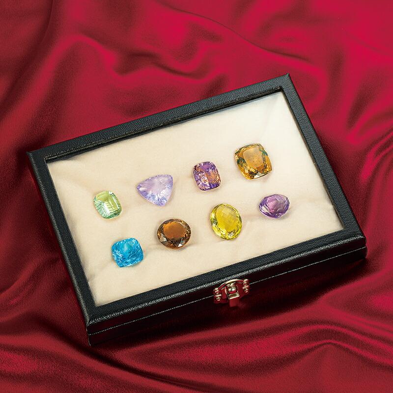 巨大宝石八種揃