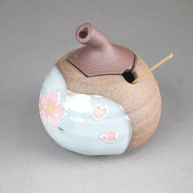 【京焼 清水焼】爪楊枝入/食卓小物