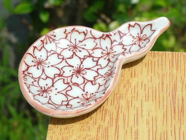 箸置き 桜詰瓢