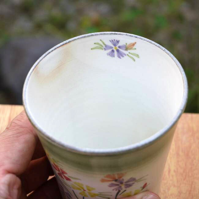 京焼清水焼なでしこカップ