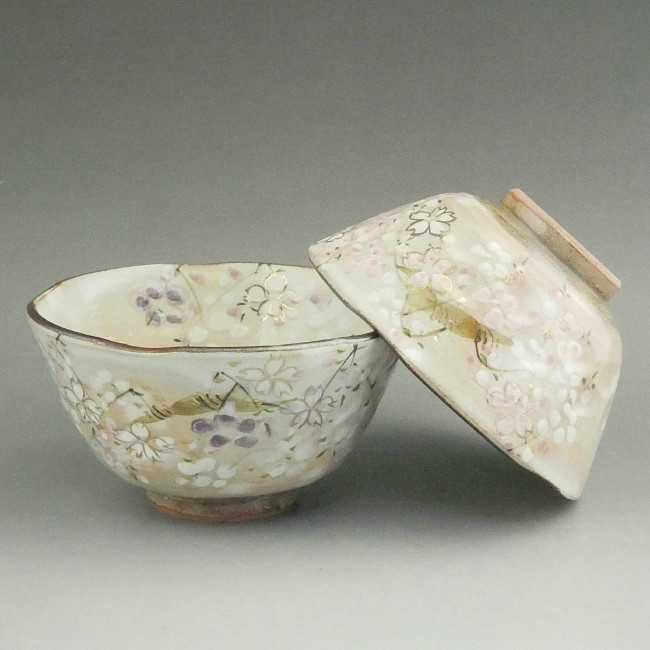 京の春夫婦茶碗俊山
