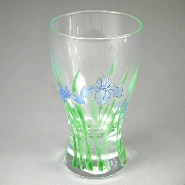 京焼清水焼絵付けガラス