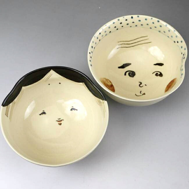 【京焼 清水焼】お福 茶碗 俊山