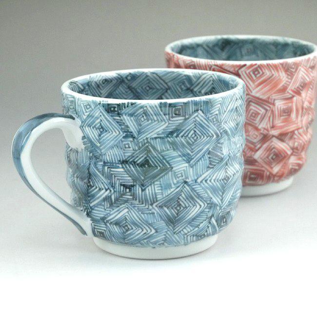 鳥獣戯画高山寺マグカップ