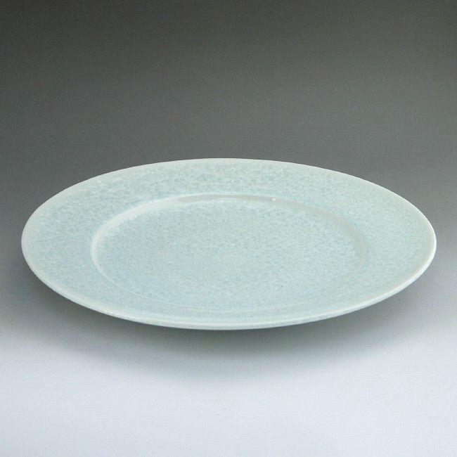 結晶釉銘々皿