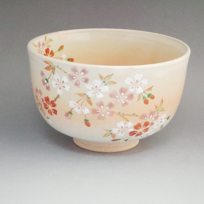 抹茶碗 桜