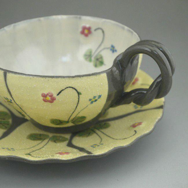 【京焼 清水焼】鶴亀ご飯茶碗