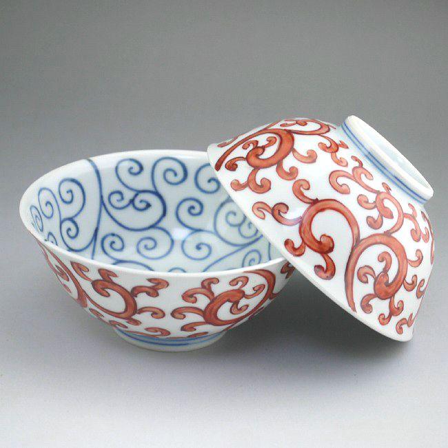 【京焼 清水焼】平八龍ご飯茶碗