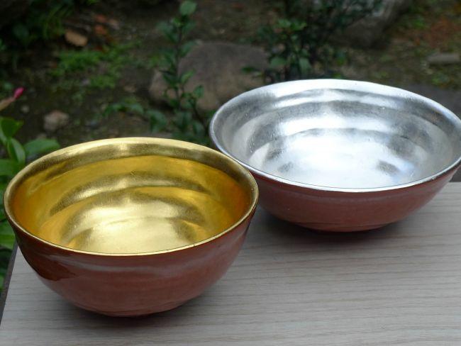 昭楽作 嶋台茶碗