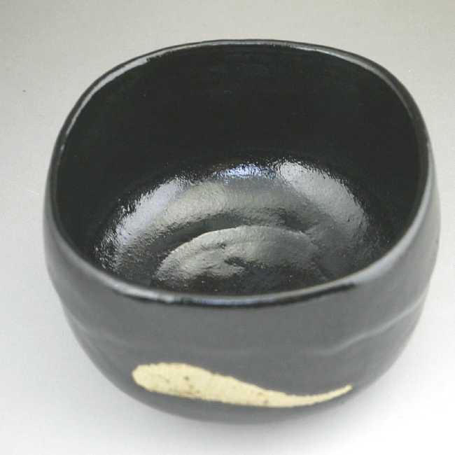のんこう七種 稲妻 抹茶茶碗 昭楽