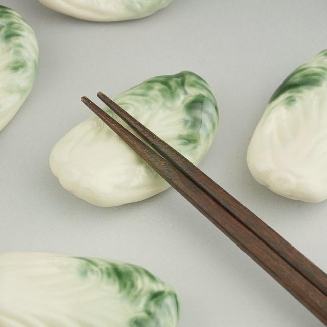 清水焼京焼の唐辛子箸置き