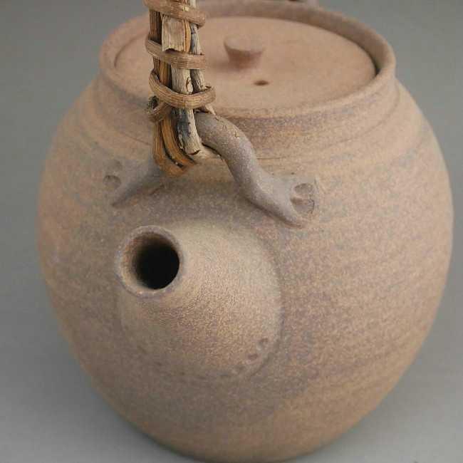 焼締 土瓶