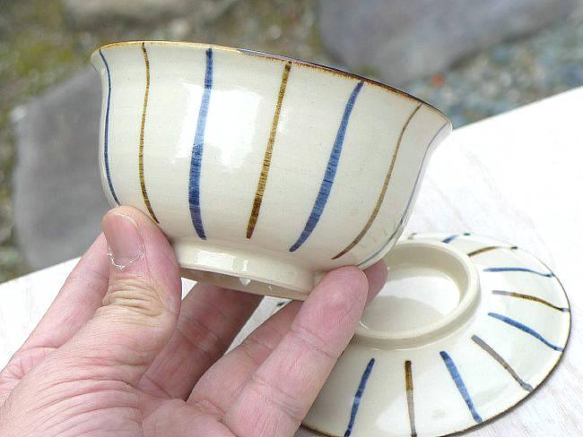 【京焼清水焼】十草 ご飯茶碗 雅楽