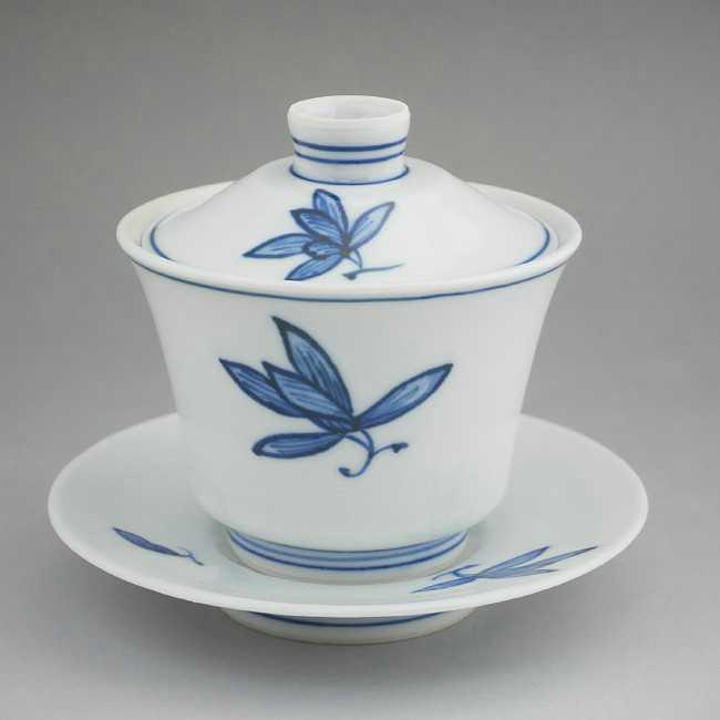 すすり茶碗 蘭 芳山