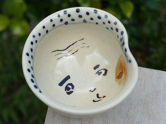火男(ひょっとこ)