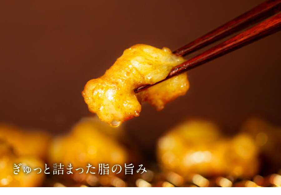 食福亭味革の国産牛丸腸