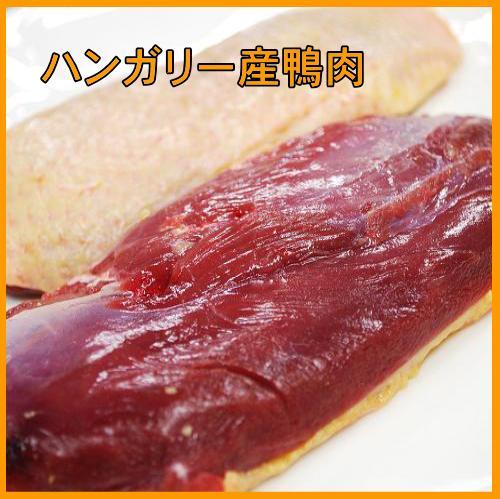 ハンガリー産鴨肉