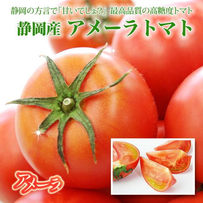 静岡が生んだアメーラトマト