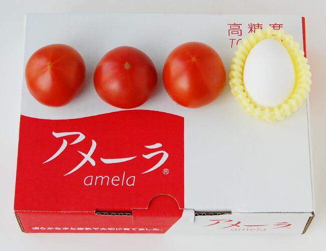 アメーラトマト大きさ