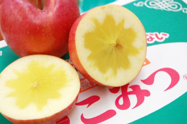 他の一般のりんごとは一線を画す味わい