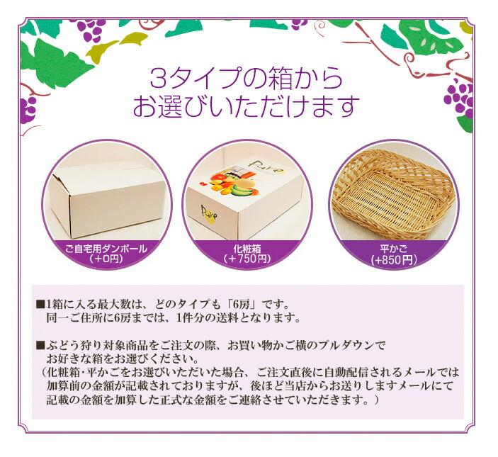 ダンボール・化粧箱・平かご