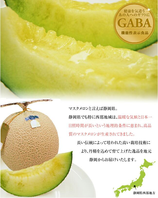 温暖な気候と日本一日照時間が長いという地理的条件に恵まれ、高品質のマスクメロンが生産されてきました。
