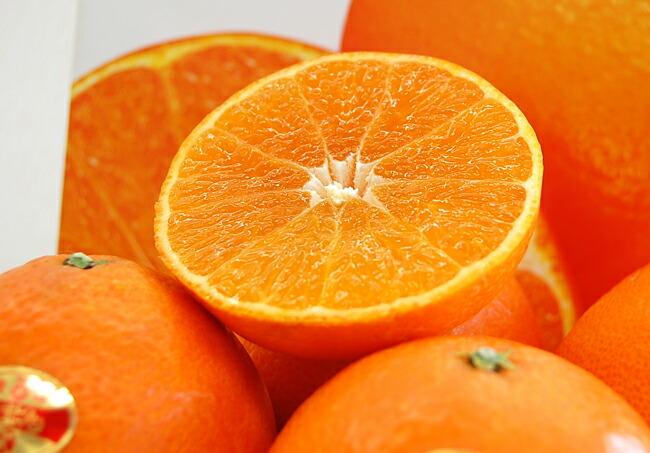 愛媛産柑橘「紅まどんな」
