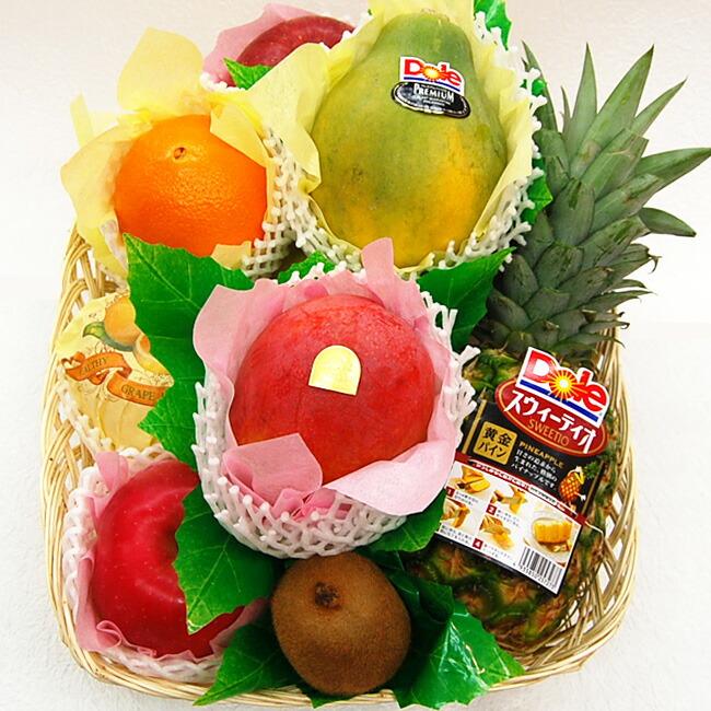 【お盆お供えにも】お供えフルーツ盛り合わせセット