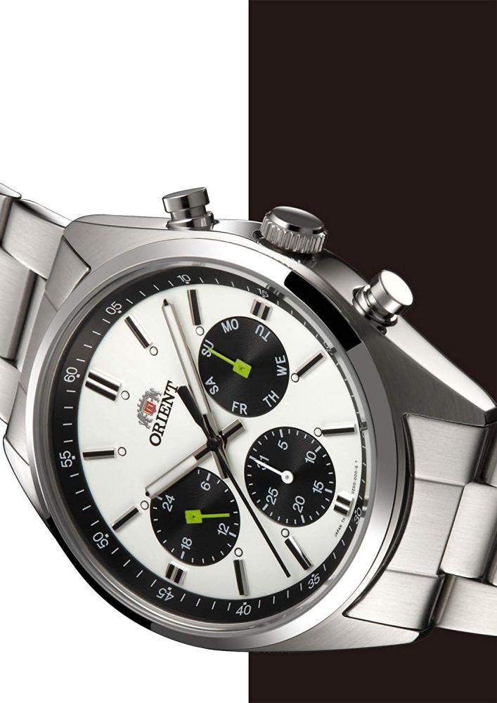 ea7f9a8ef9 オリエント 腕時計 メンズ WV0011UZ ORIENT Neo70's PANDA オンライン ...