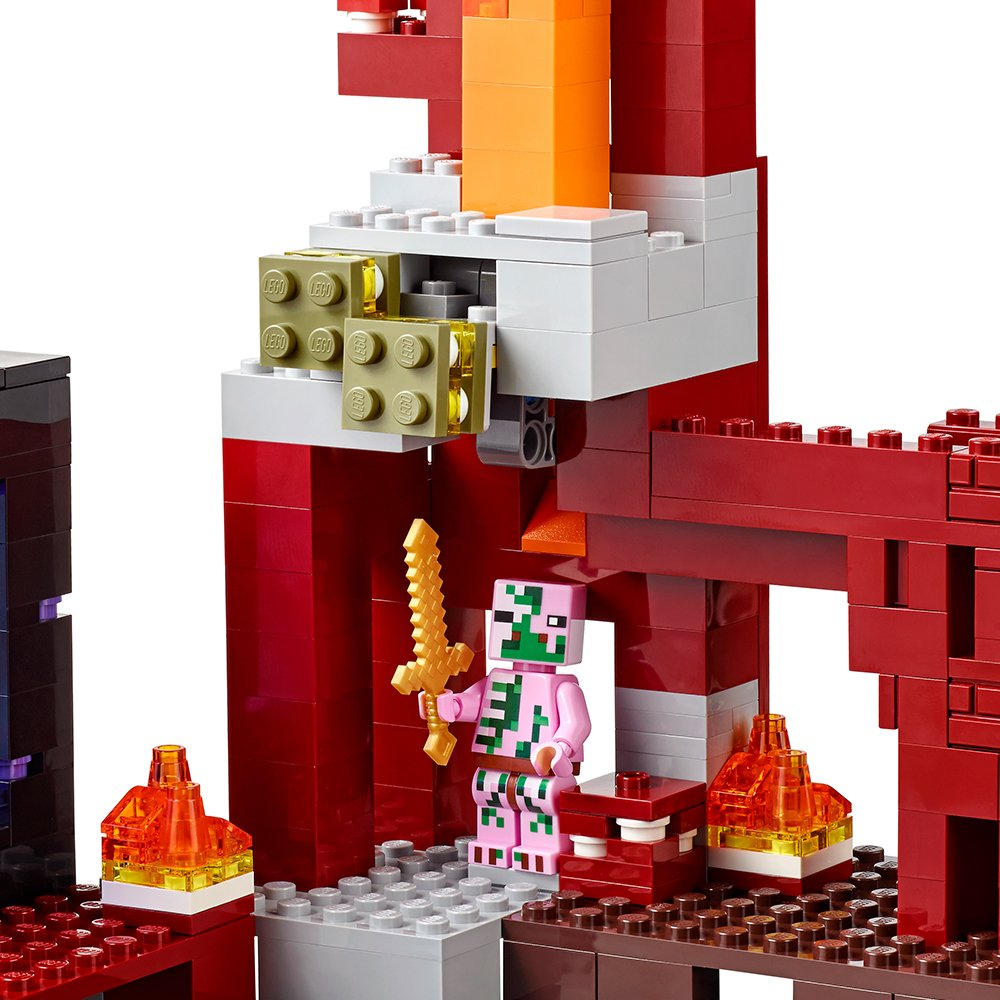 21122 LEGO Minecraft The Nether Fortress