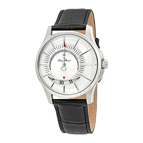 4304a59f06a19e ルシアンピカール 腕時計 メンズ LP-40024-02S Lucien Piccard Men's LP-40024-02S Vertigo  Analog Display Japanese Quartz Black Watchルシアンピカール 腕時計 ...