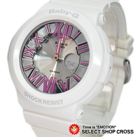 c135b6c2ba85ae Baby-G ベビーG カシオ CASIO ネオンダイアルシリーズ レディース 腕時計 アナデジ BGA-160