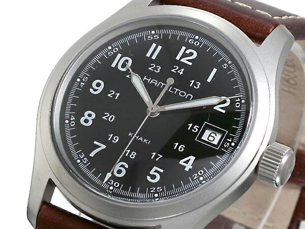 release date: c8ff1 ea675 ハミルトン HAMILTON カーキ KHAKI メンズ 腕時計 H68411533 ...