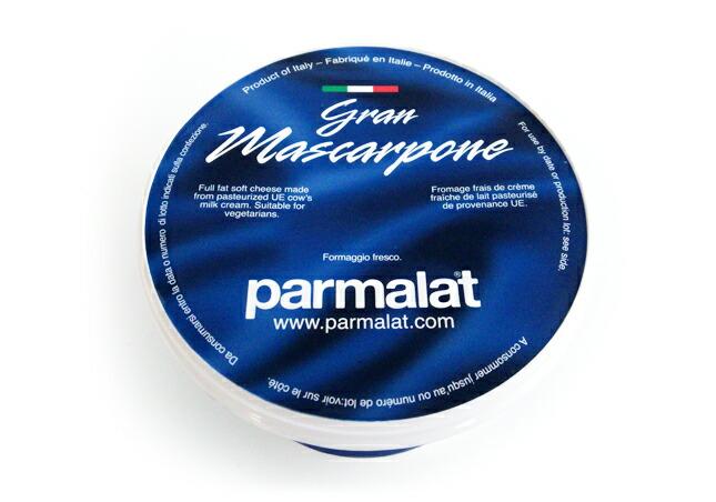パルマラットマスカルポーネチーズ