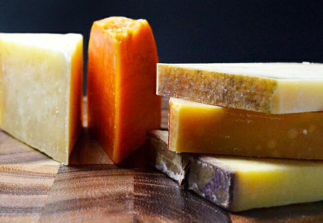 乾杯ハードタイプチーズ5点セット1