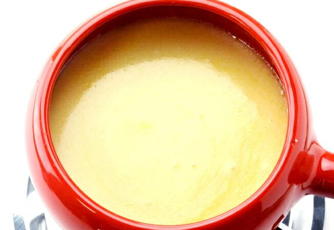 NOUVEL(ヌーベル)チーズフォンデュセットスイスレッド3
