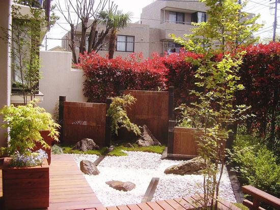 東京都A様のお庭