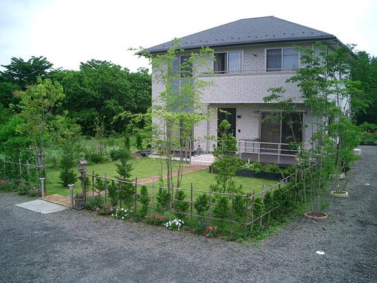 福島県M様のお庭