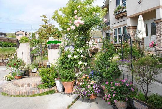 兵庫県F様のお庭