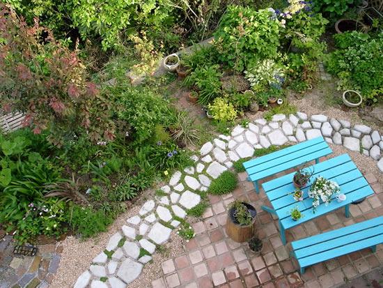 山口県K様のお庭